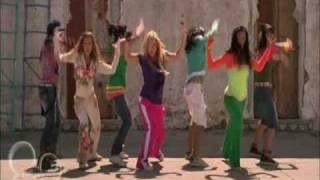 Watch Cheetah Girls Dance With Me video