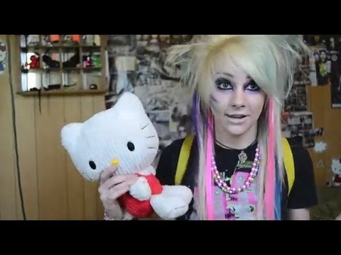 Things scene kids say quot youtube