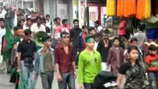 Kushtia Ekushey Rally Part - 2 Organized by কালপুরুষ - Kalpurush