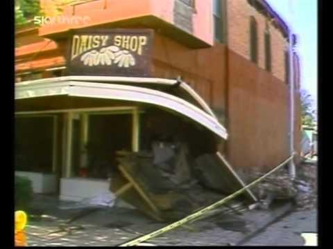 California earthquake documentary