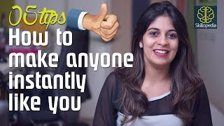 5 body language tips to make anyone instantly like you - Personality Development video