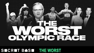 The Worst Olympic Race | 1500 meters, 4 disqualified athletes, and only one medal awarded