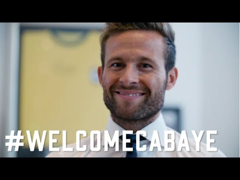 Yohan Cabaye Signs