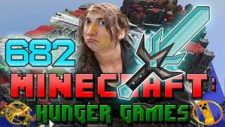Minecraft: Hunger Games w/Bajan Canadian! Game 682 - EPIC DIAMOND SWORD KILLS!