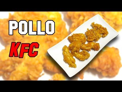 Pollo Frito estilo Kentucky KFC | Recetas de Cocina