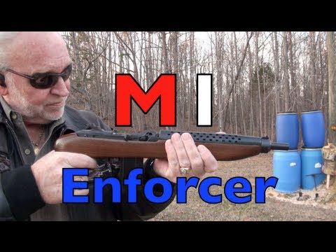 M1 Enforcer 30 Caliber Carbine Pistol