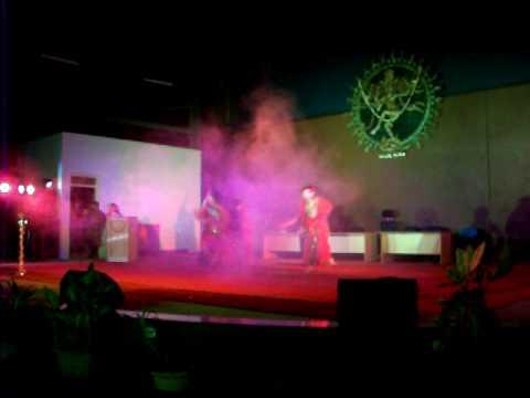 rangilo maro dhol na.. MCA group dance at BMSIT