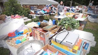 GARAGE SALES - WHAT DID I MISS HERE!?