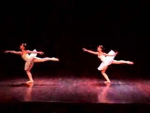 el cascanueces bailarinas clasicas - YouTube