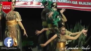 Arts Festival and Traditional Culture @ SANGGAR ARTS PANGHEGAR  - Tonggeret Creative dance