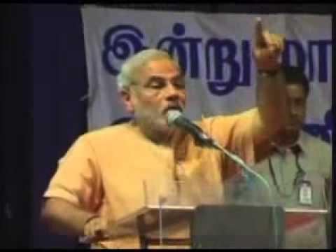 Narendra Modi Speech at Chennai (full)