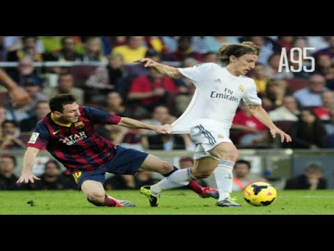 Luka Modric - The Maestro   Skills, Passes & Goals   2014   HD