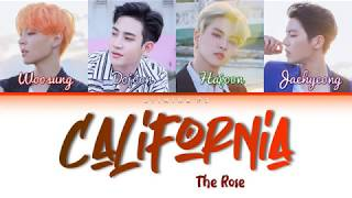 The Rose (더 로즈) - 'California' Lyrics (Color Coded_Eng)