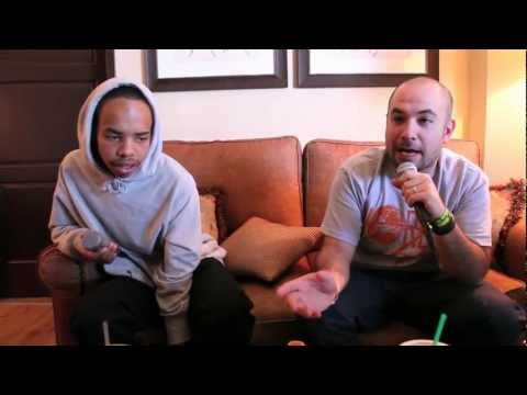 Peter Rosenberg vs Earl Sweatshirt Round 2 (feat. Domo)