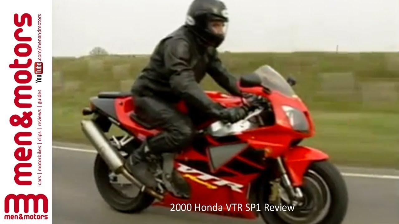 Vtr Sp1 Review 2000 Honda Vtr Sp1 Review
