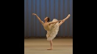 Miko Fogarty, 16, Moscow IBC 2013 Gold Medalist - Paquita -