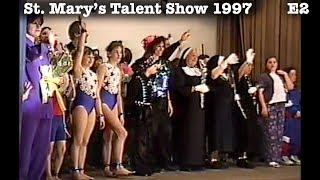 St. Mary's Rahway NJ Talant Show 1997 / Video ShoeBox E2