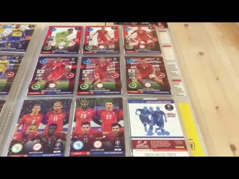 ADRENALYN XL Road to UEFA EURO 2016 -  Mappenupdate [ Opening / Unboxing ]