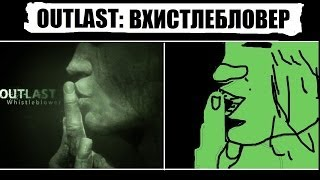 ▼Outlast: whistleblower Сюжет+ концовка
