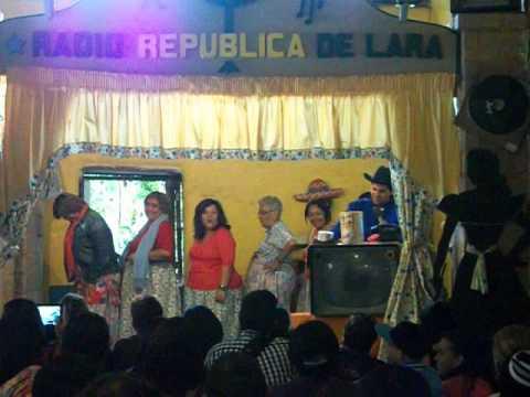 La Venezuela de Antier (Radio República de Lara)