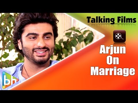 Arjun Kapoor Speaks His Heart Out On The Institution Of Marriage