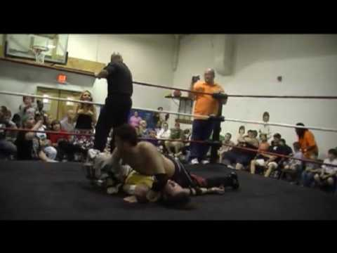 ACPW Niles Young w/Noel Harlow vs. Ian Cross