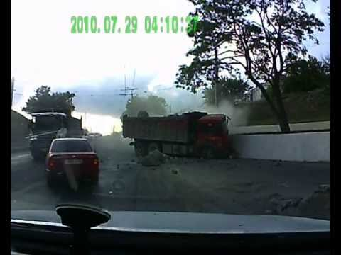 Авария в Новороссийске