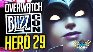 Overwatch at Blizzcon 2018 MOST WANTED! - Hero 29! - New Map! - What to Expect!