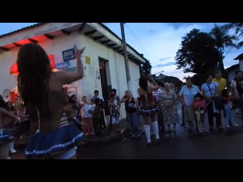 Ilobasco - Fiestas Patronales 2012 - Paseo reina Bo. San Miguel