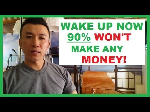 Wake Up Now Compensation Plan Review -Why You WON'T Make ANY MONEY! (Wake Up Now Review)
