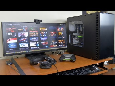 My Gaming PC Setup Tour!