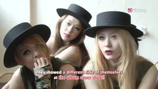 Pops in Seoul - f(x) (Red Light) BEHIND THE SCENE