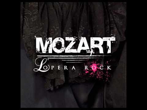 Mozart Lopera Rock - Je Dors Sur Des Roses