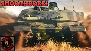 British Challenger 2 Tank Upgrade - NEW TURRET AND SMOOTHBORE GUN!