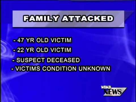 Alpena Family Attacked In Home