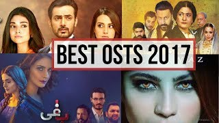 Best OSTs Mashup 2017 | Pakistani Dramas