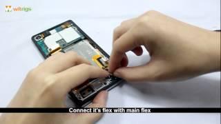 Sony Xperia Z2 nasıl kapatılır? nasıl toplanır?