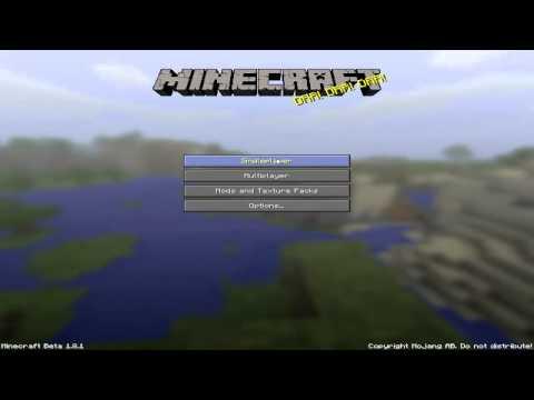 como instalar un mapa en minecraft