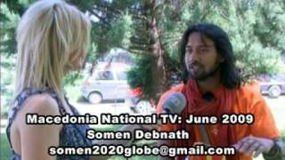 Somen Debnath - Macedonia june 2009