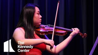 NSO Youth Fellows - Millennium Stage (January 23, 2019)