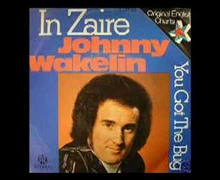 Johnny Wakelin - In Zaire (Full Song)