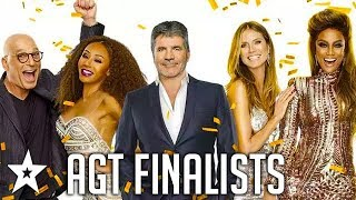 TOP 10 FINALISTS On America's Got Talent 2018 | Got Talent Global