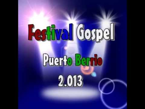 FESTIVAL GOSPEL PUERTO BERRIO