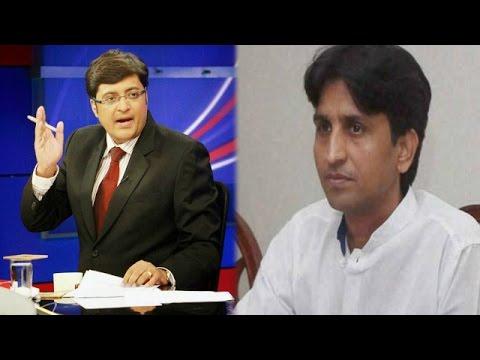 The Newshour Direct: Kumar Vishwas (26th March 2015) video