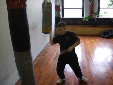 Alex Double Stick Eskrima Kali Arnis FMA Kids class Kickfit Martial Arts Academy,Nottingham,UK Image 1