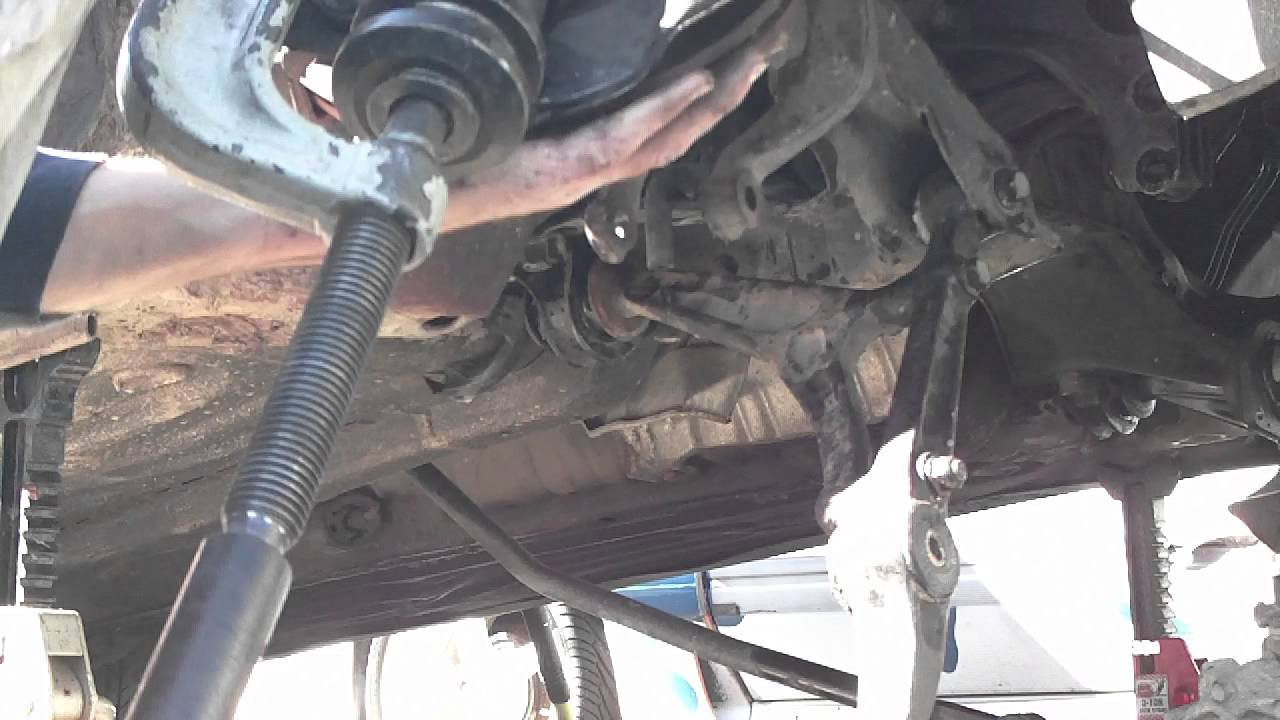Lower Ball Joint Replacement Youtube