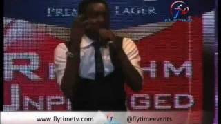 Rhythm Unplugged Comedy Concert 2011 featuring Bovi
