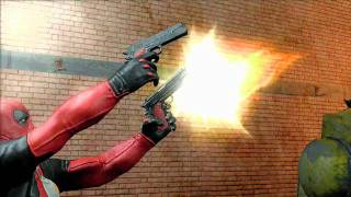 Marvel Ultimate Alliance 2_ Deadpool Trailer