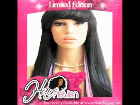 Nicki Minaj Lace Wig Hair Fiction.com