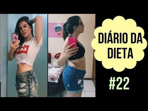 DIÁRIO DA DIETA #22: DO 44 AO 38*